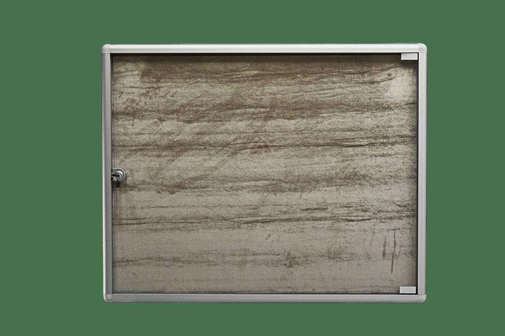 gablota ogloszeniowa wewnetrzna aluminiowa