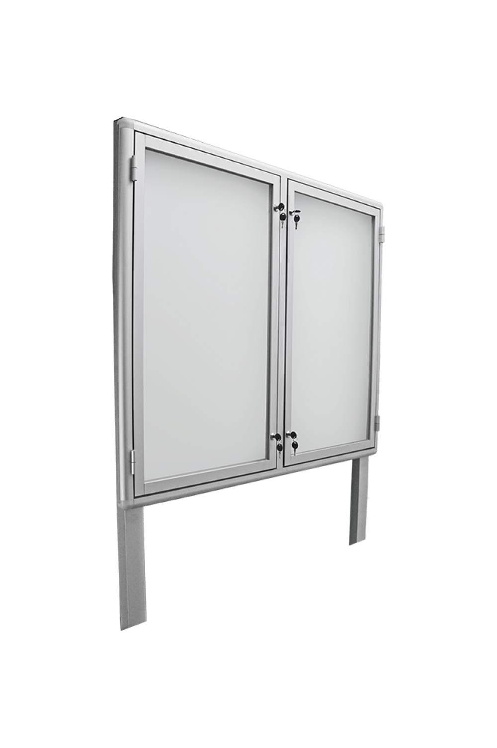 gablota ogloszeniowa aluminiowa zewnetrzna