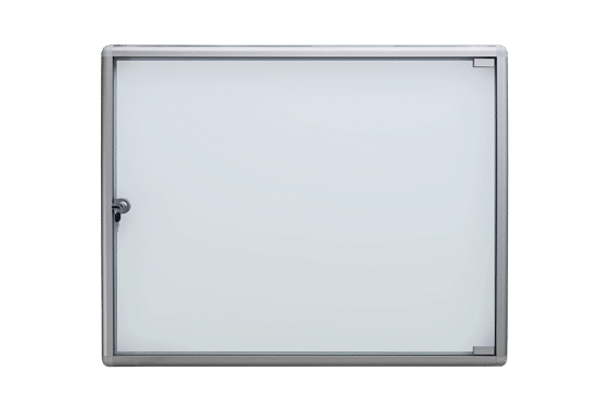 Aluminiowa gablota 3JB3HG7 wewnętrzna uchylna