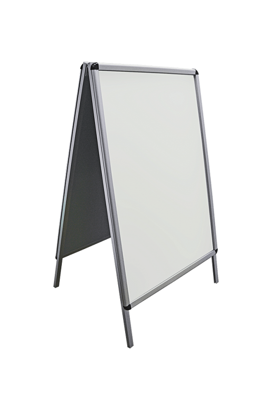 Gablota z aluminium 49-P10-YY wewnętrzna dwustronna