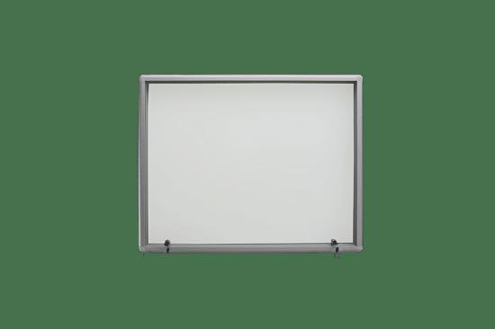 Gablota aluminiowa 1JG6G3 wewnętrzna jednoskrzydłowa uchylana