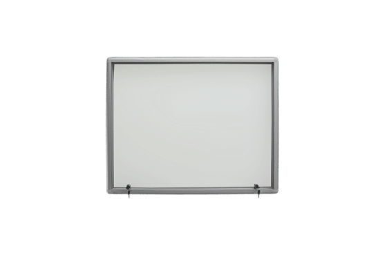 Gablota aluminiowa 68-JG6-QX jednostronna jednoskrzydłowa