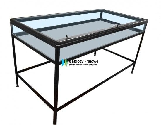 Aluminiowa gablota 6M23G3 wewnętrzna jednostronna uchylna