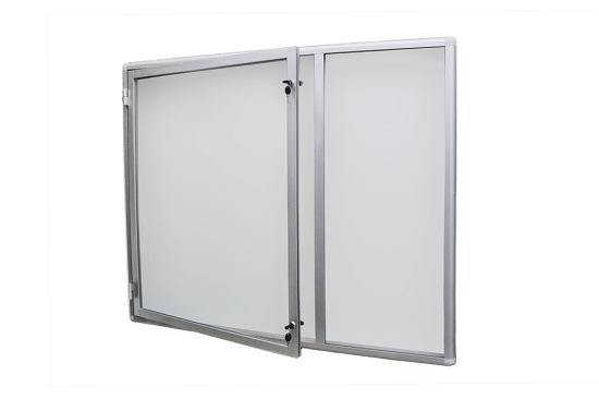 Gablota aluminiowa 8JCP6G9 wewnętrzna aluminiowa