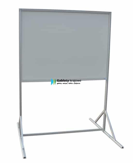 Aluminiowa gablota 05-WTD-ZQ wewnętrzna stojąca jednostronna