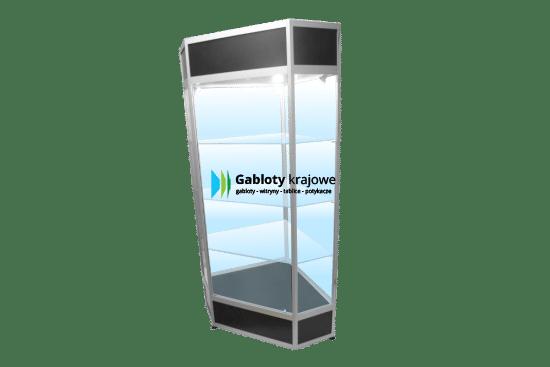 Gablota szklana 5WS21G3 wewnętrzna stojąca