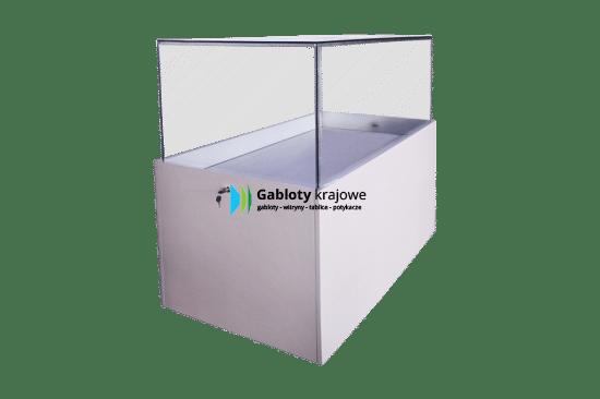 Szklana gablota 65-M11-VX wewnętrzna jednostronna przesuwna