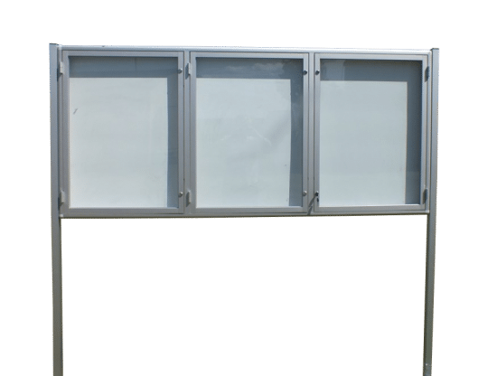 Gablota aluminiowa 7WTSP6G4 zewnętrzna uchylna
