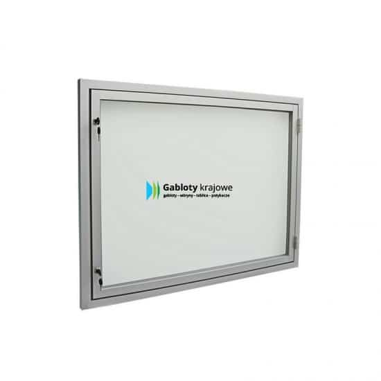 Gablota zewnętrzna 3JB3,2G4 aluminiowa jednostronna uchylna