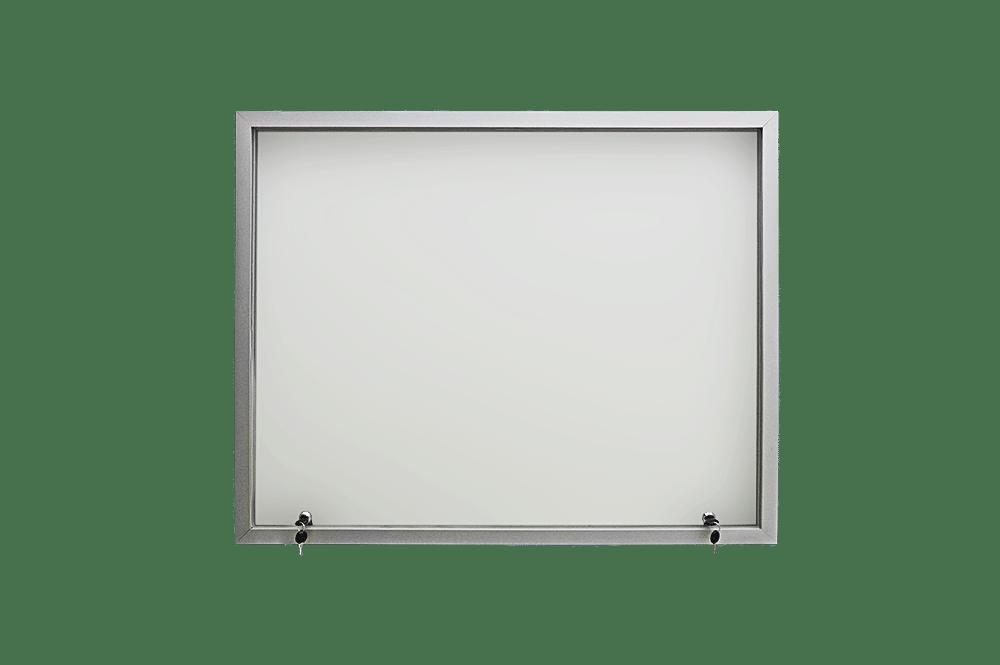 gablota ogloszeniowa aluminiowa wiszaca