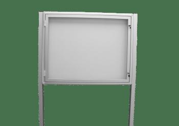 Jednoskrzydłowe otwierane na bok><span class=