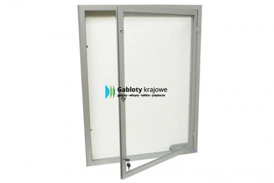 Gablota szklana 1JBP6,2G8 wewnętrzna jednostronna uchylna
