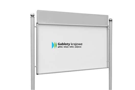 Aluminiowa tablica 5WT1-FG6 zewnętrzna aluminiowa