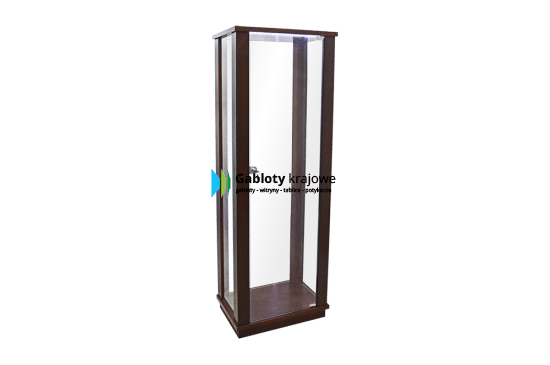 Szklana witryna 20-WS-XX jednostronna uchylna na boki